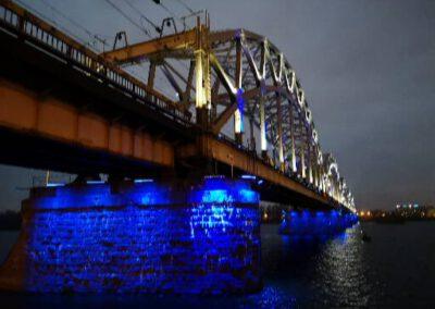 Brücke Riga ©Ann-Kristin Iwersen 2018.