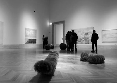Galleria Nazionale d'Arte Moderna 2019, ©Ann-Kristin Iwersen 2019
