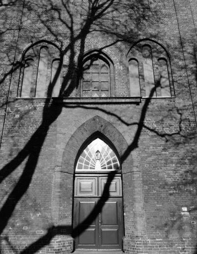 Lübeck, Kirche ©Ann-Kristin Iwersen 2020.